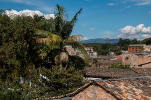 Popayán - Blick über die Dächer