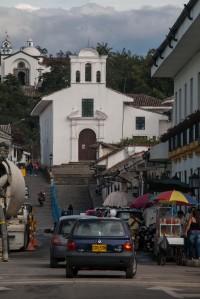 Popayán - Kirche