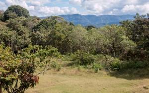 San Augustin - Landschaft Pelota