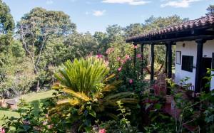 San Augustin - Hotelgarten