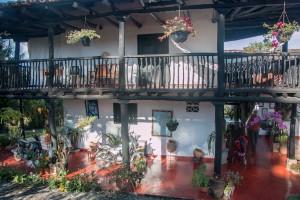 San Augustin - Hotel