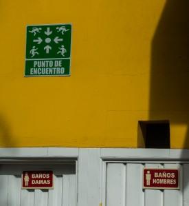Treffpunkt Toilette :-)