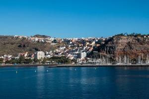 Zwischenstop La Gomera - San Sebastian