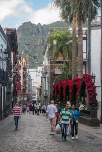 Santa Cruz de La Palma - Gassen in der Innenstadt