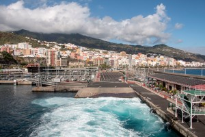 Abschied von La Palma