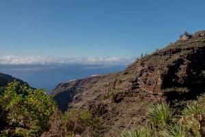 Felsige Küste und steile Klippen
