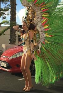 Karneval Los Gigantes 2016