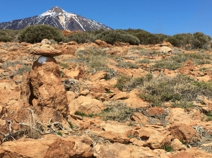 Gipfel Sombrero de Chasna