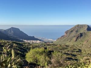 Barranco Santiago del Teide