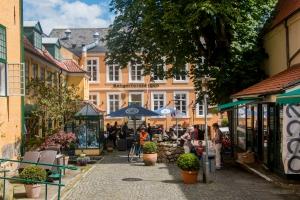 Flensburg- Dänisches Bürgerhaus