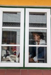 Flensburg - Fenstersicht