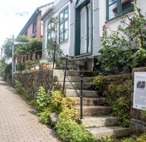 Flensburg - Kapitänhäuser