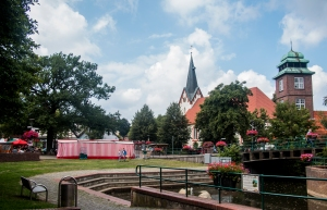 Osterholz-Scharmbeck - Marktplatz