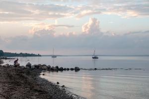 Ostsee Abendstimmung