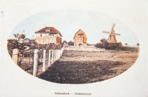 Alte Postkarte Osterholz-Scharmbeck