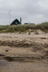 Blokhus Strand - Ferienhäuser