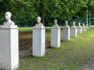 Aalborg - weiße Reihe