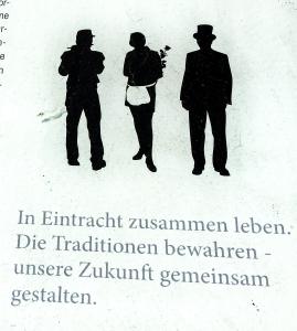 Ahrtal - Figuren Eintracht