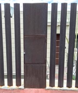 Teneriffa - rostiger Zaun