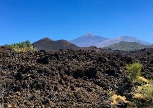 Pico del Teide, Pico Viejo, Chinyero